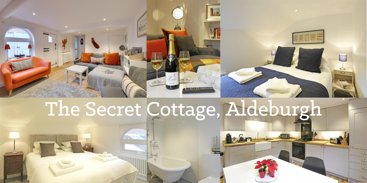 Win a walking holiday at The Secret Cottage, Suffolk