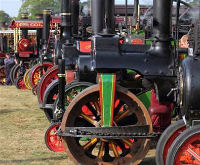 Great Henham Steam Rally