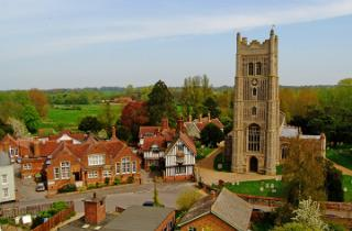 Holiday cottages in Eye, Suffolk