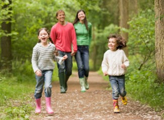 Our top five family walks in Suffolk