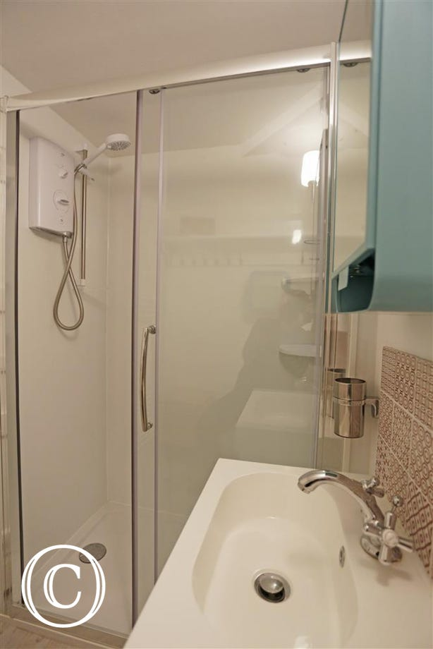 Shower Room - View 1