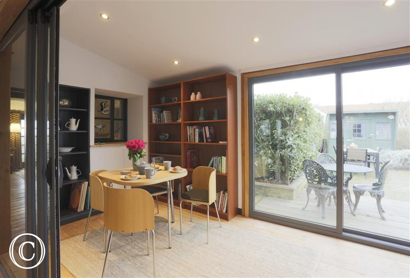 Open Plan Dining Area - View 5
