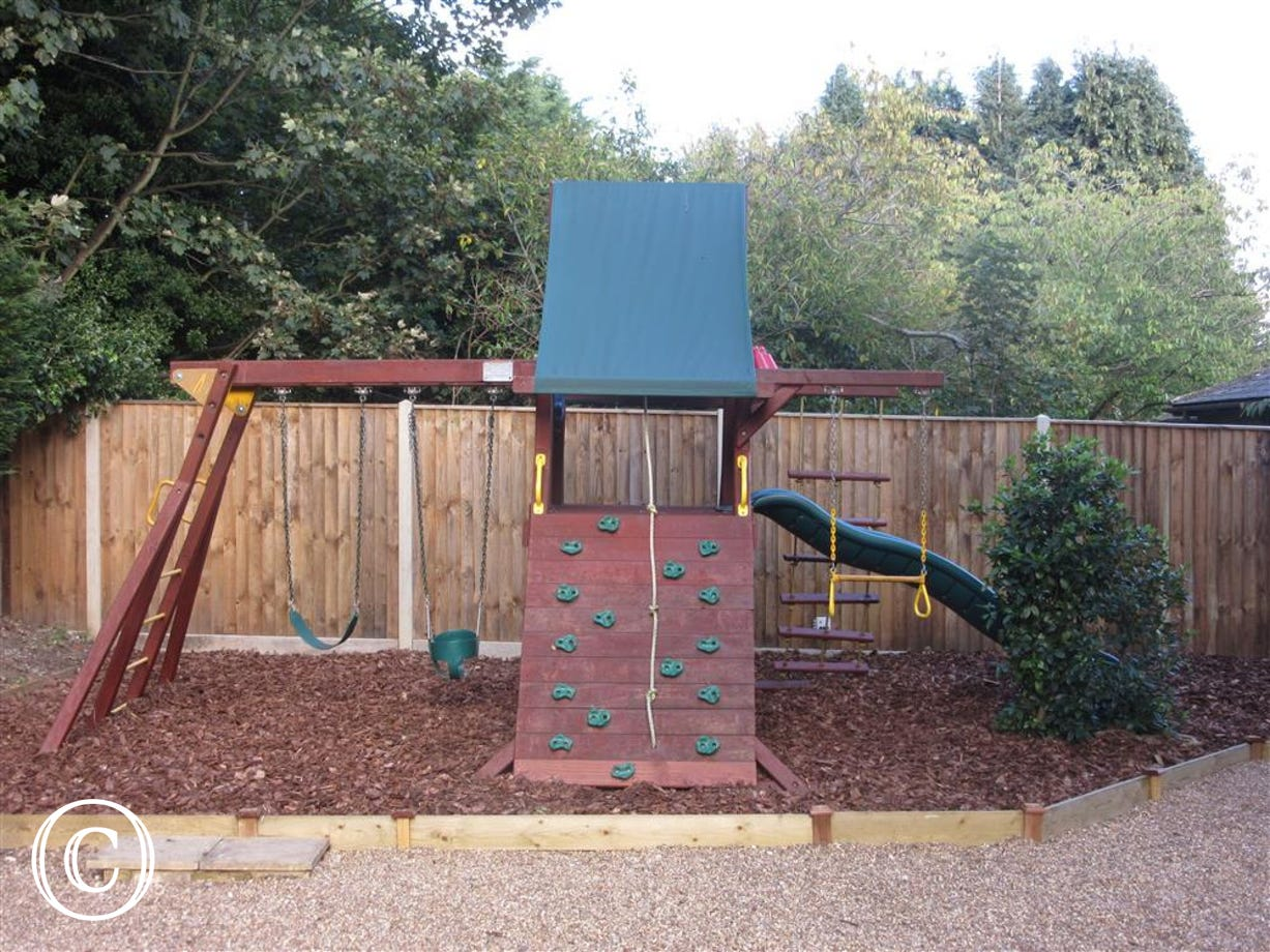 Children's Play Area - View 2