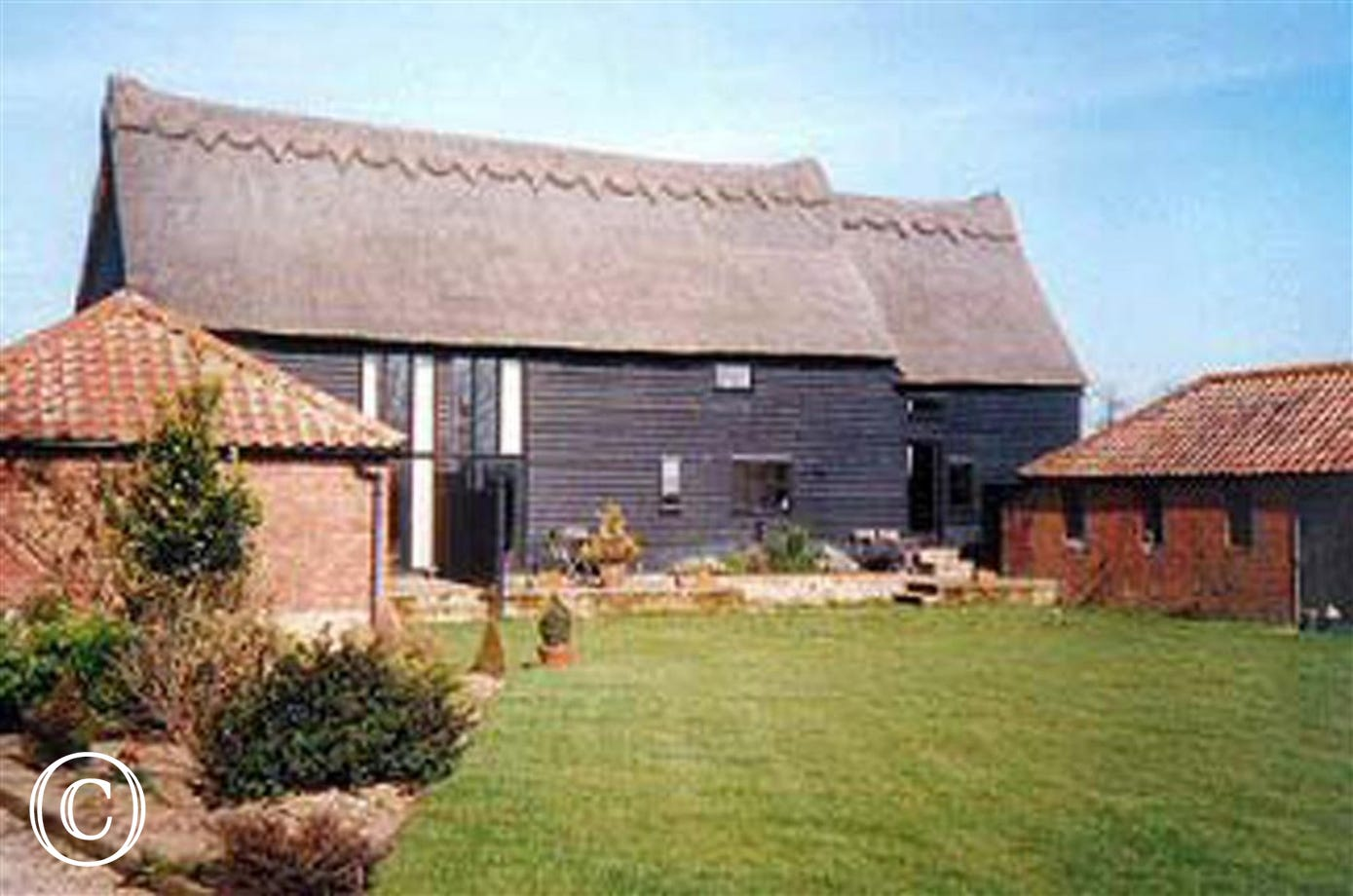 Valley farm Barns is a converted barn split into four self-catering properties.