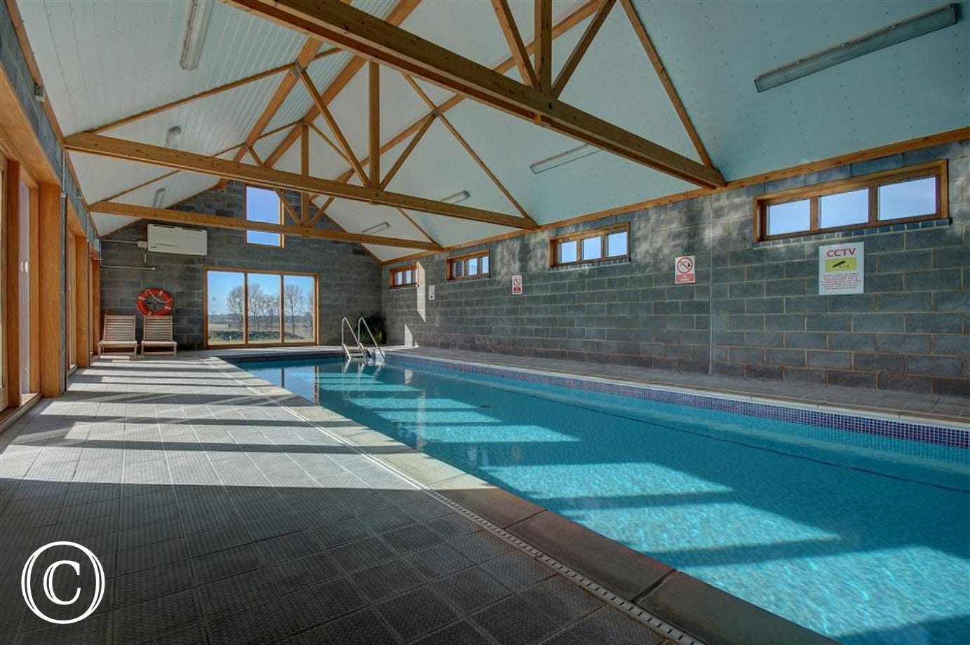 Swimming Pool - View 1