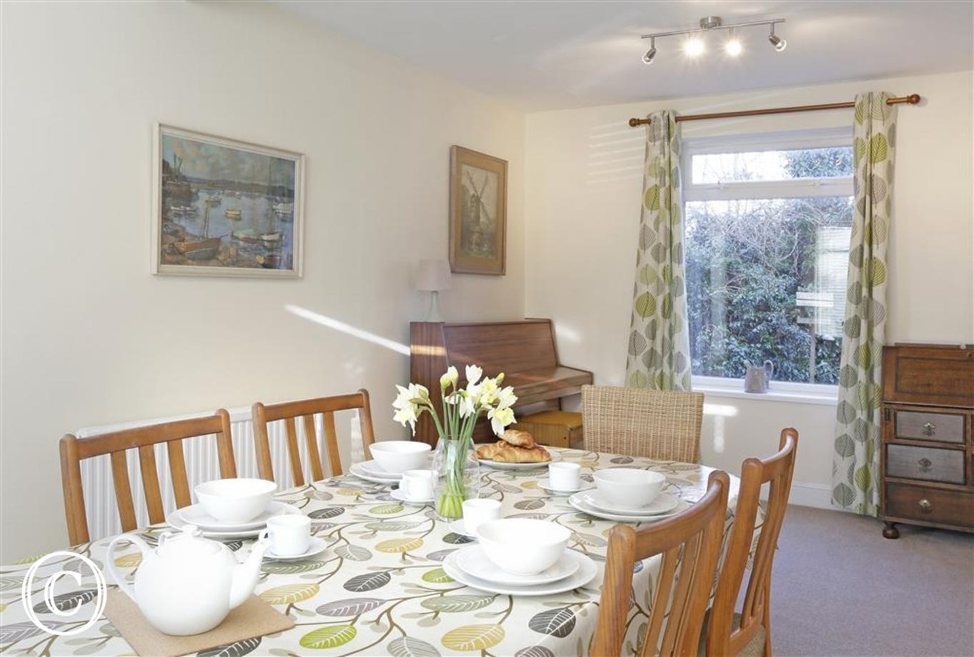 Dining Room - View 3