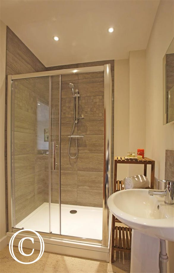 Phesant En - Suite Shower Room