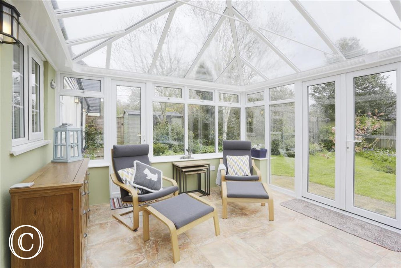 Conservatory - View 1