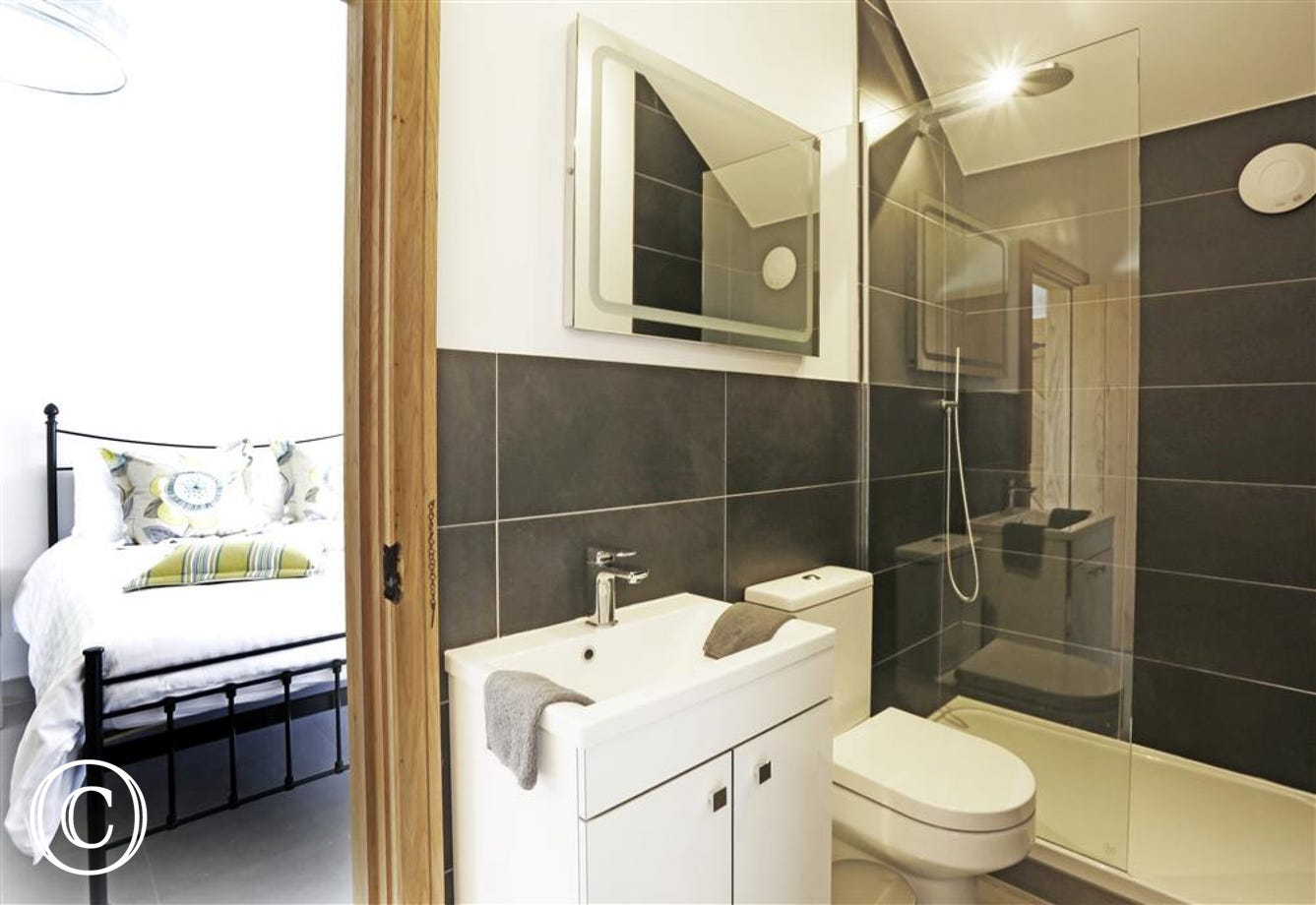 Jack and Jill Bathroom - View 1