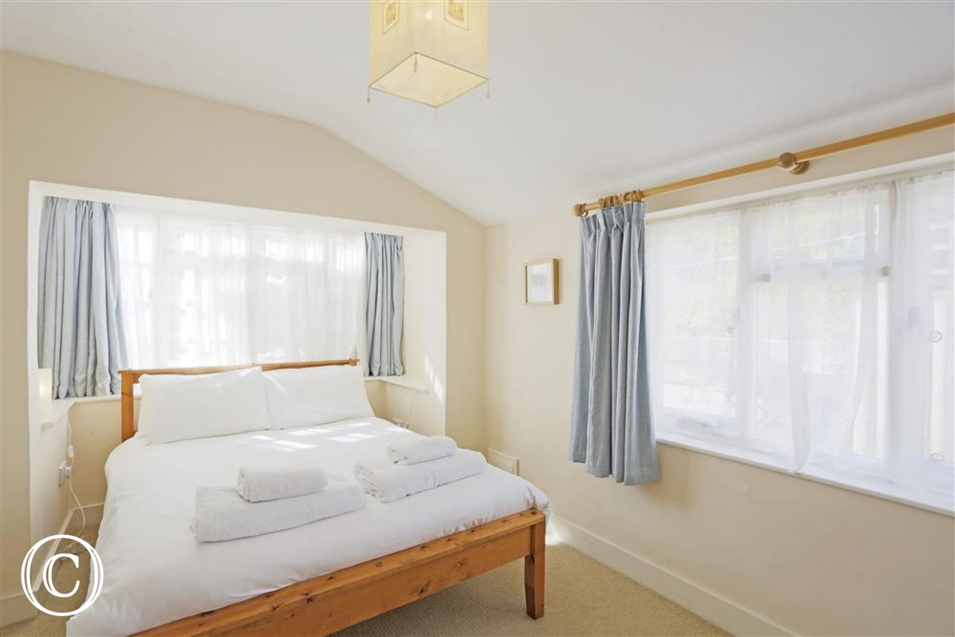 Another charming double room, perfect for couples.