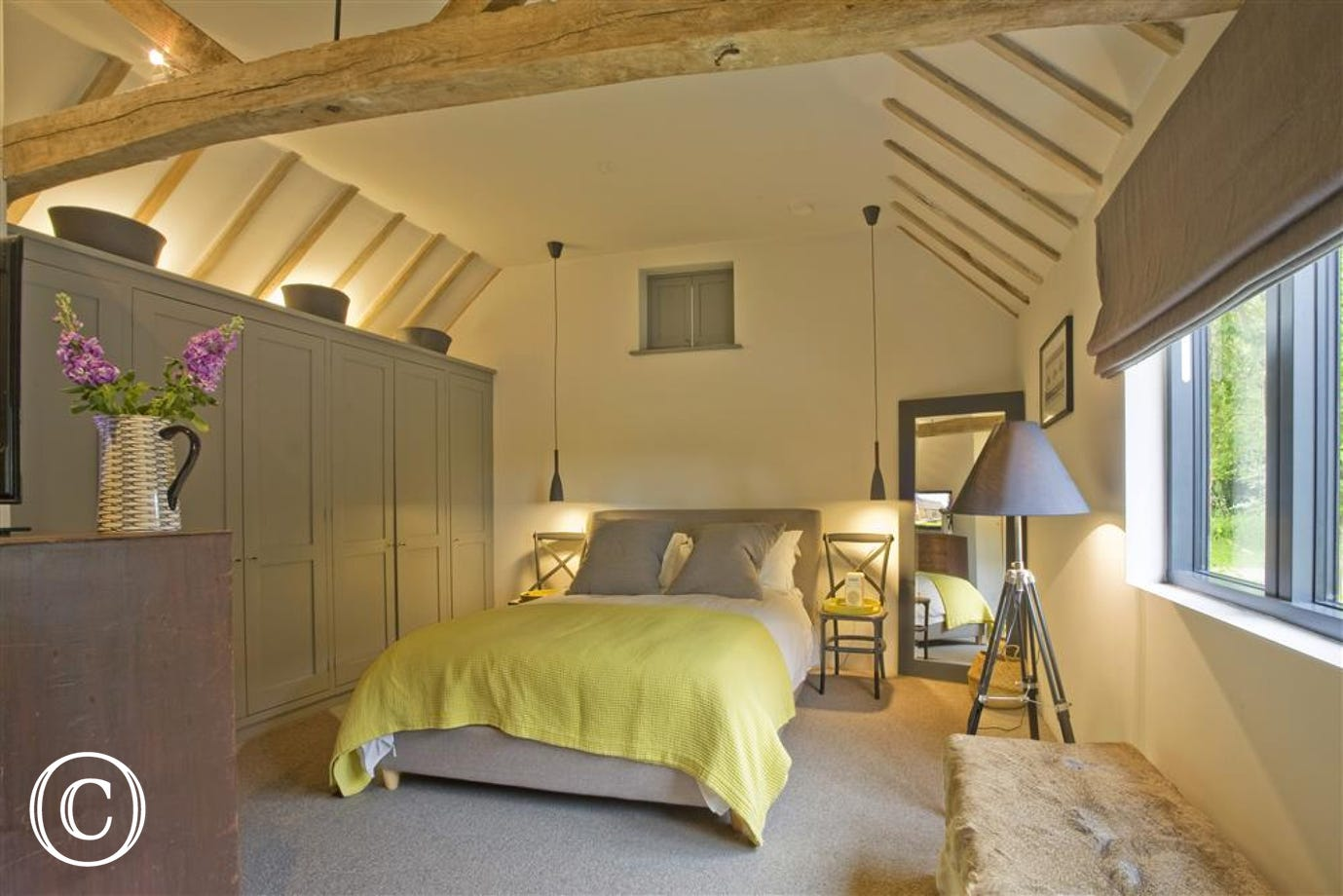 Alexandra Barn is a stunning newly renovated barn conversion