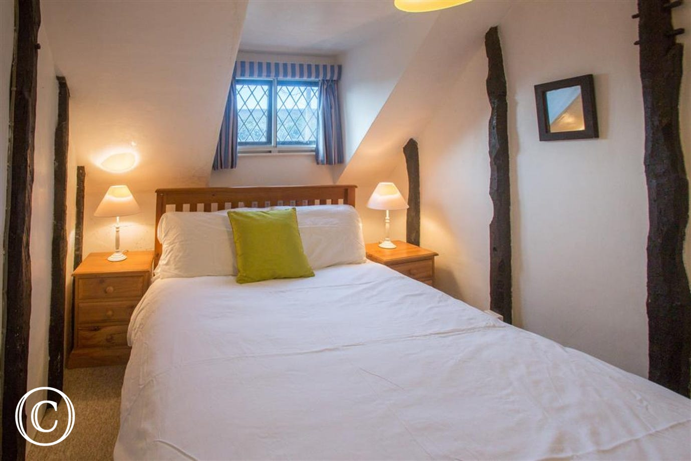 Double bedroom, Danby, Southwold