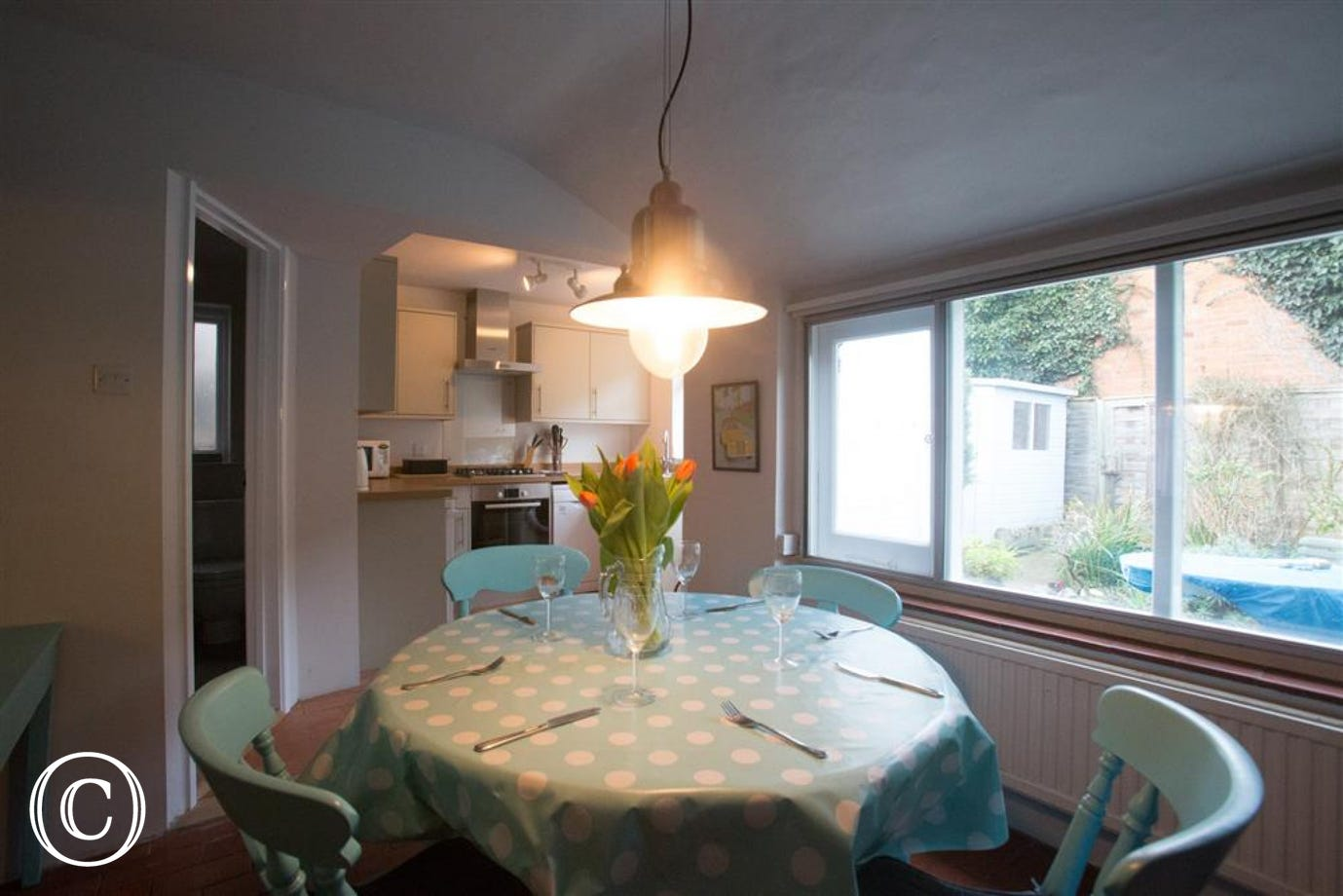 Dining area, Danby, Southwold