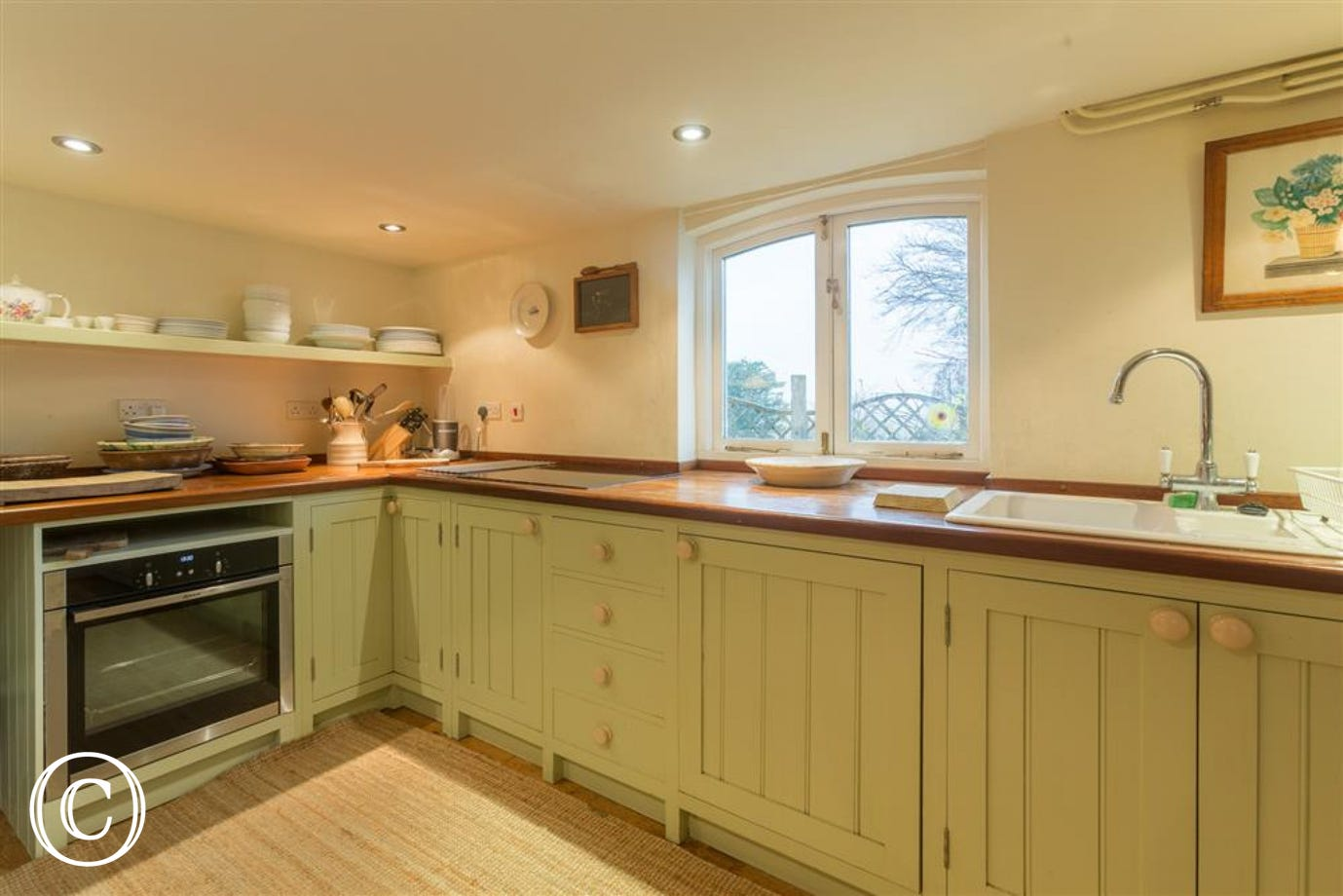 Kitchen, The Ferns, Dunwich