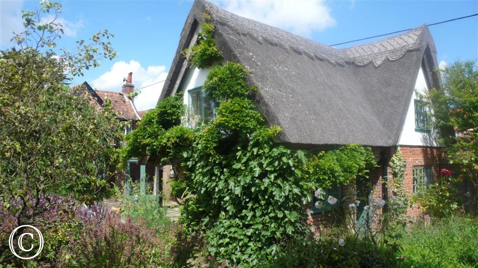 The Thatched Cottage, Walberswick