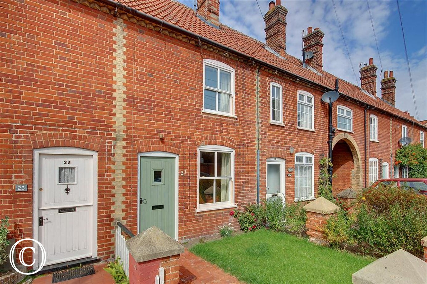 Ideally situated just moments from Aldeburgh beach front, this victorian terraced property is an ideal holiday location.