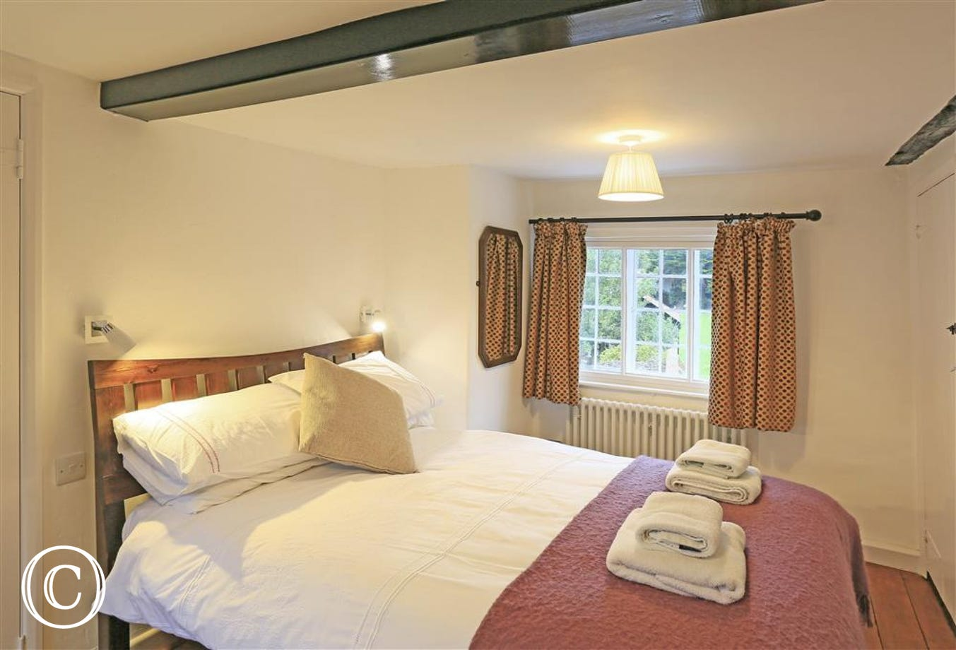 A perfect room to kick off your shoes and curl up in readiness for your next day out.
