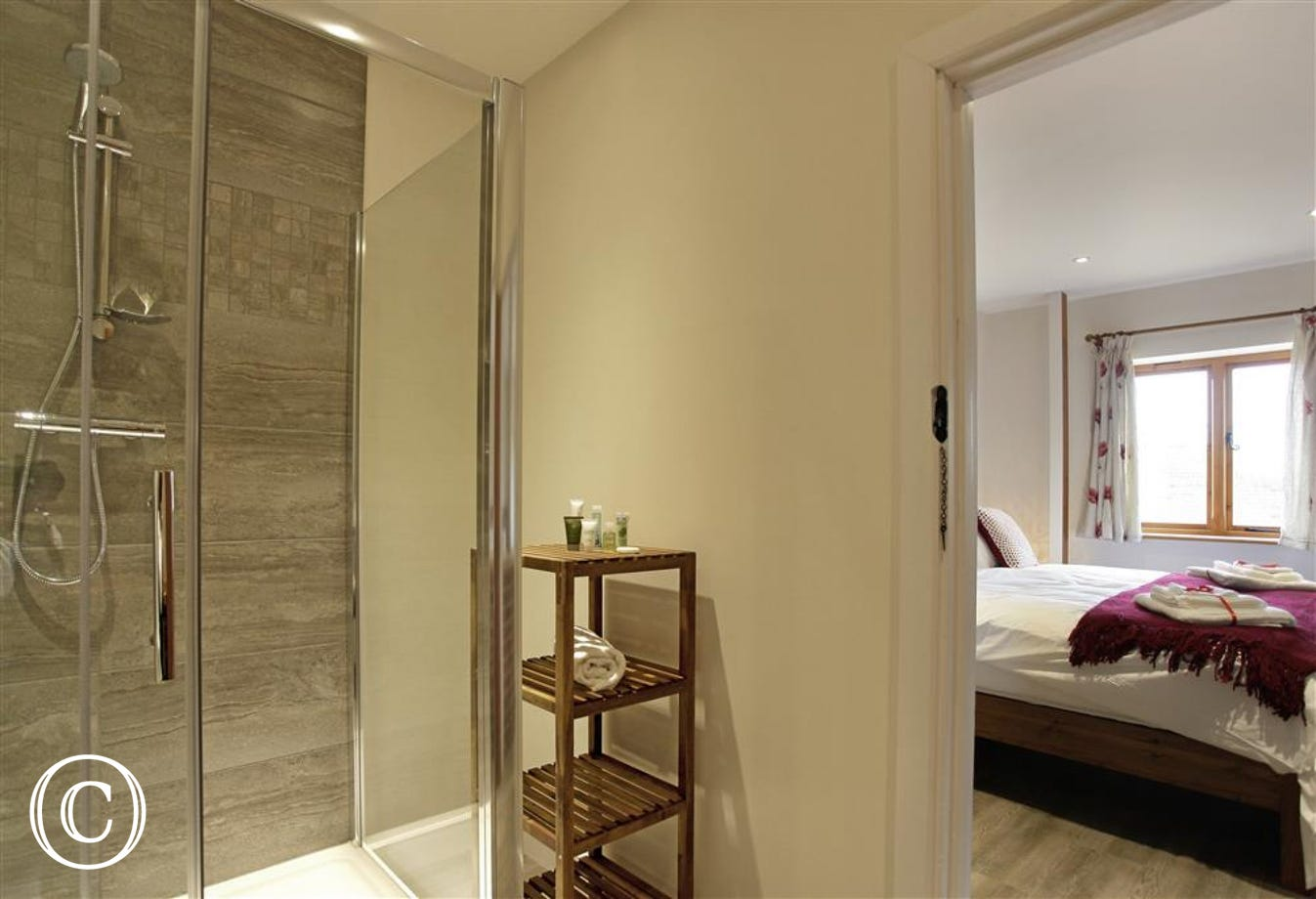 Partridge En-Suite Shower Room