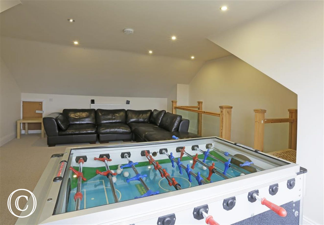 Games Room - View 1
