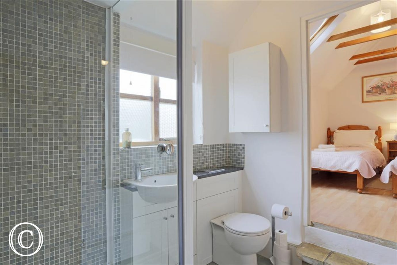 En Suite to Bedroom 1 - View 1
