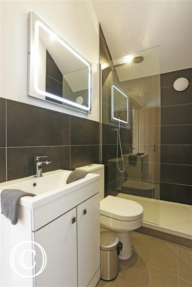 Jack and Jill Bathroom - View 3
