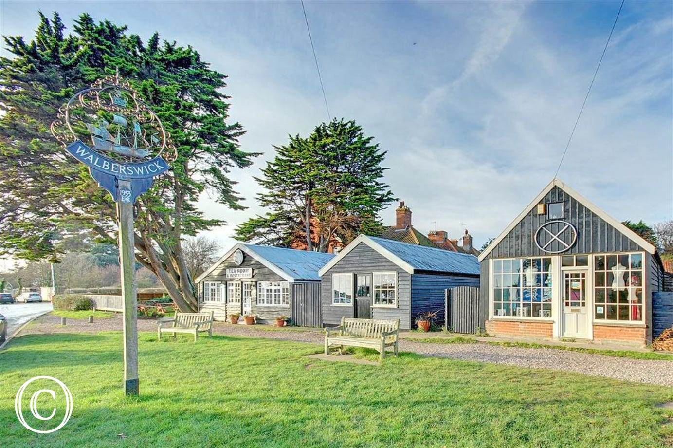These quaint boutiques will allow you to get a little trinket of your stay in Walberswick.