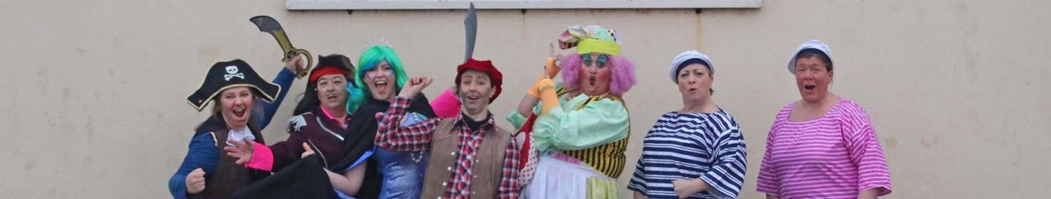 Reydon & Southwold Pantomime Group