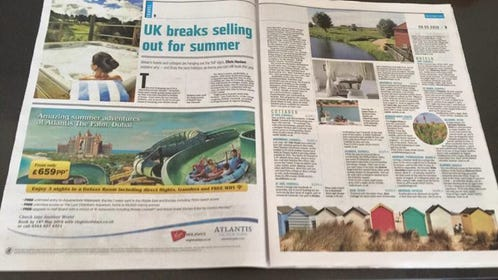 THE SUNDAY TIMES | Suffolk Secrets