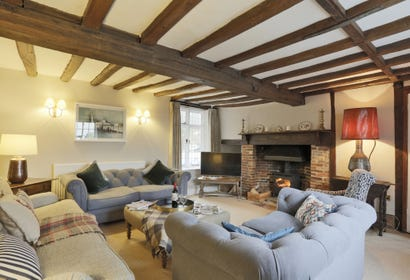 Large Holiday Cottages | Suffolk Secrets