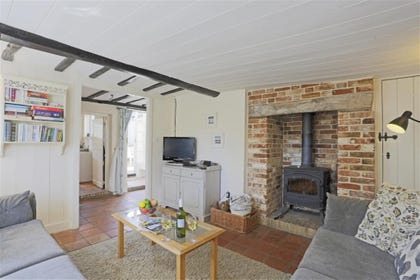 The perfect place to snuggle around the woodburner and relax with your family. Cosy and full of character features - the perfect place to chill.