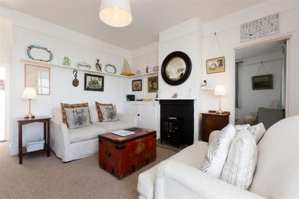 Living area, number six, Southwold