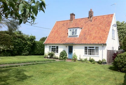 Hoist Cottage, Walberswick