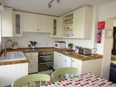 Kitchen, 4 Blackshore, Southwold