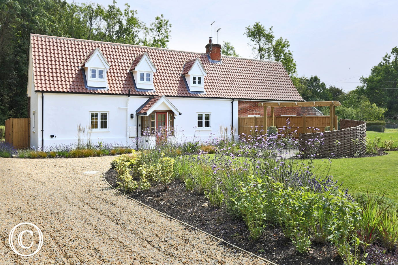 1 The Homestead (1HMS) | Suffolk Cottage Holidays