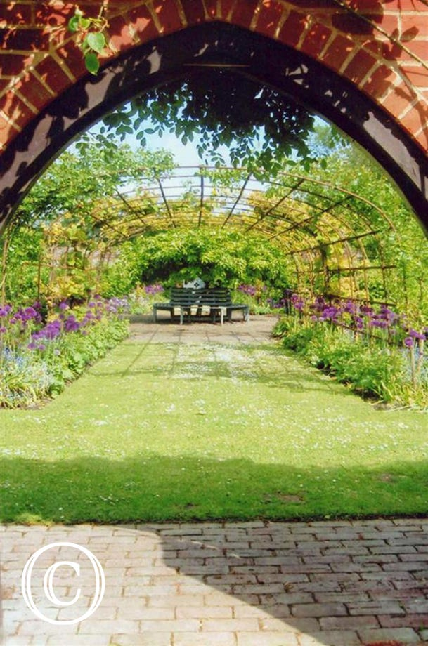 Explore this vast garden space right on your doorstep.